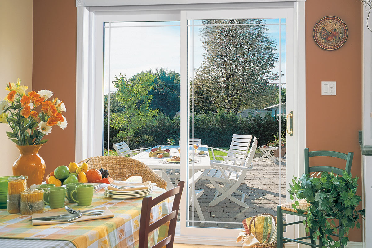 Obviously, There Are Many Other Patio Doors Available That Donu0027t Have Any  Kind Of Insulation Or Wood Inside The Frames.